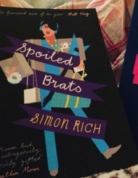 Simon Rich and Emily Reynolds