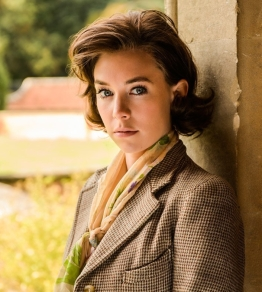 Actress Vanessa Kirby as Princess Margaret