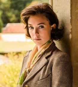 Actress Vanessa Kirby as Princess Margaret