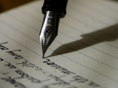 fountain pen image
